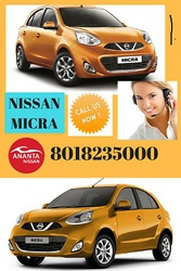 The Best Car Dealer in Odisha,  Nissan Car Showroom,  New Micra car in O