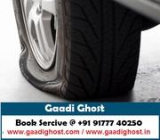 Mobile Tire Puncture Repair in Hyderabad   Puncture Repair at Home