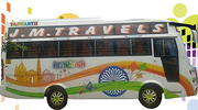 Mini bus hire   Travels in chennai